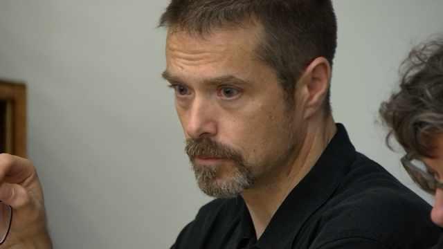 Patrick Miller in court Thursday