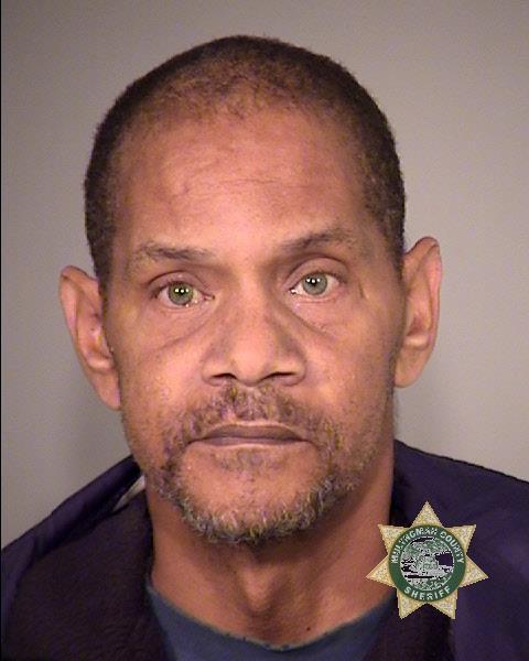 Homer Jackson, jail booking photos