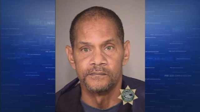Homer Jackson jail booking photo