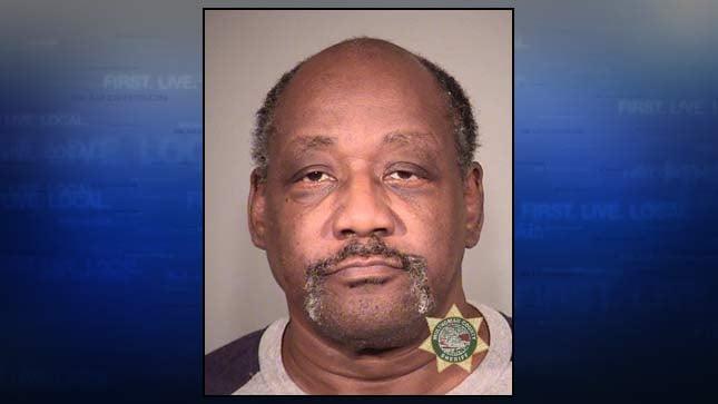 Walter Howard, jail booking photo