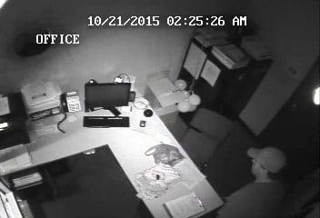 Beaverton Massage Envy surveillance photo of suspect