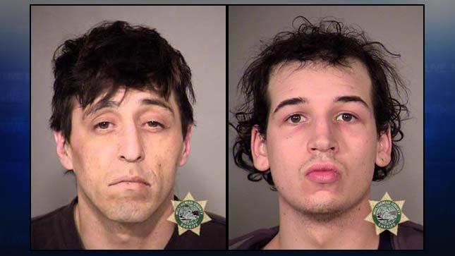 Samuel Garcia, Matthew Miller, jail booking photos