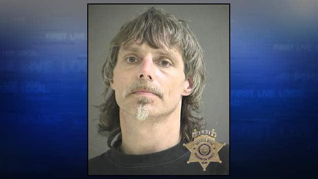 David Pasiemiak, 2013 jail booking photo