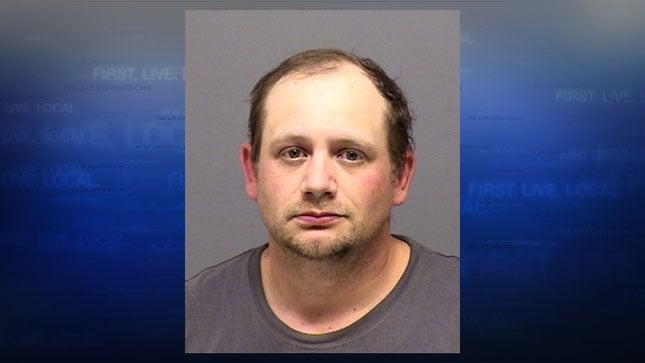 Matthew Tallmadge, jail booking photo