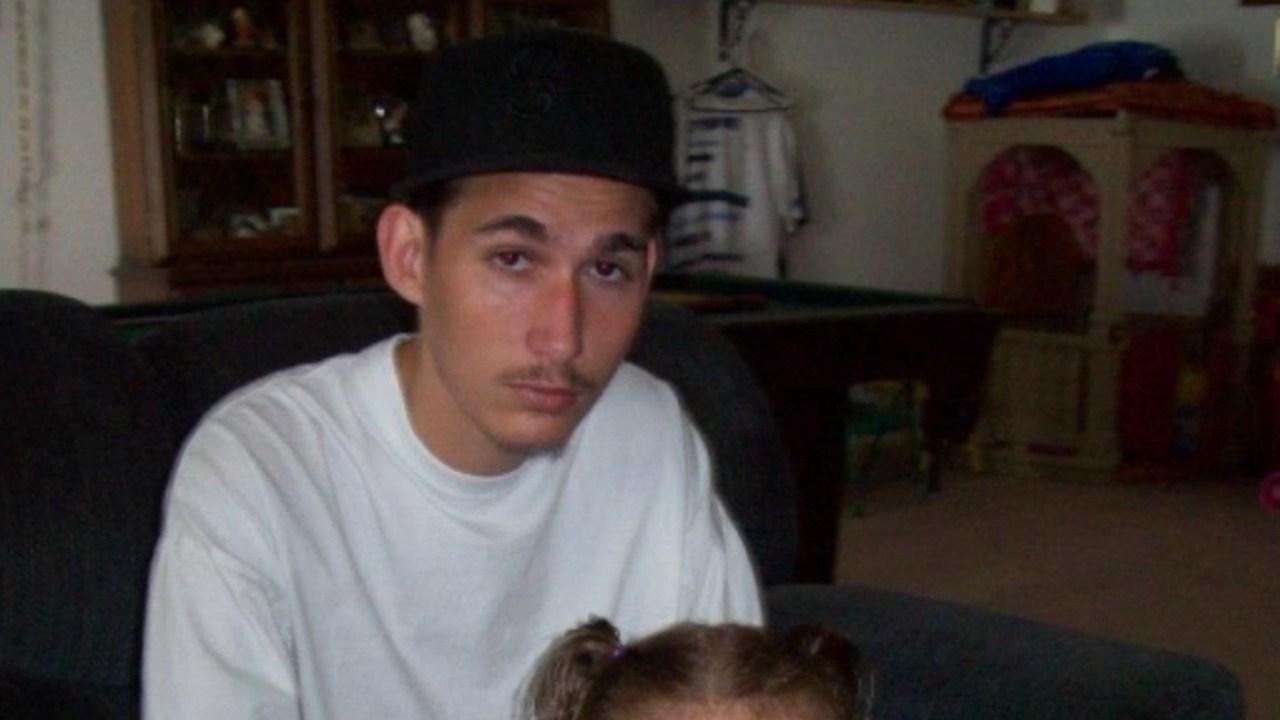 Nick Horsey, family photo
