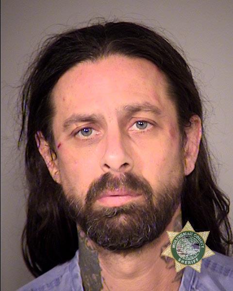Phillip Nelson, jail booking photo