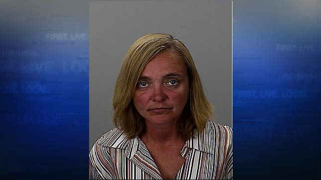 Priscilla Koester mugshot (Photo: Coos County Jail)