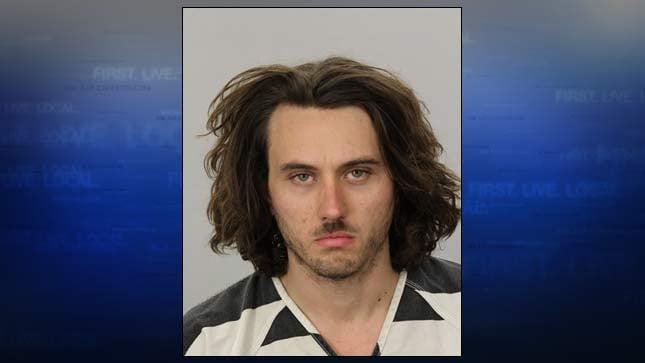Kyle Sun Ray, jail booking photo