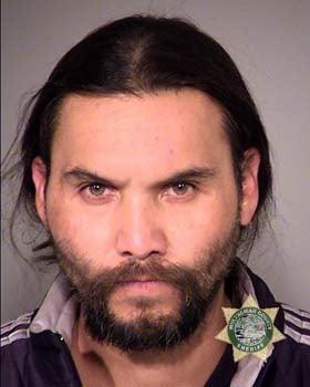 Conrad Herrera, jail booking photo