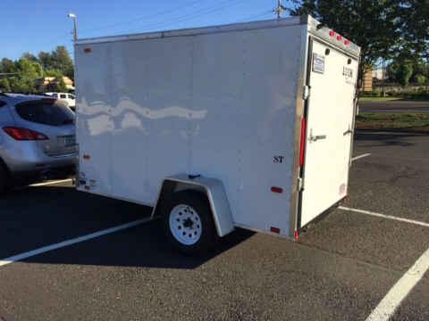 Nineteen27 S'mores stolen trailer.