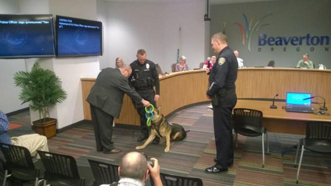 (Photo credit: Beaverton Police Department)
