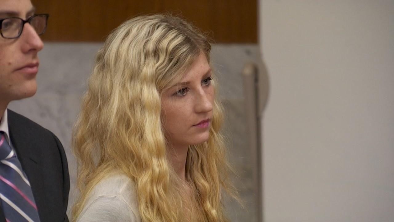 Elizabeth Dove, in court Thursday