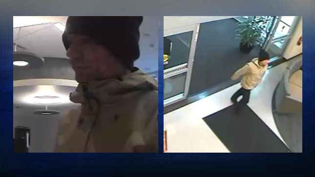 Surveillance images of the suspect (Photo: Portland Police)