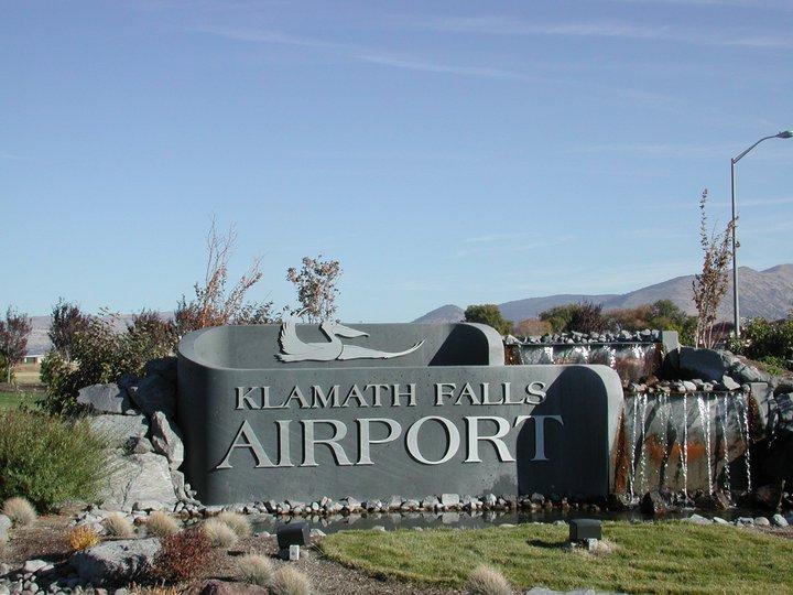 Courtesy: Klamath Falls airport Facebook page