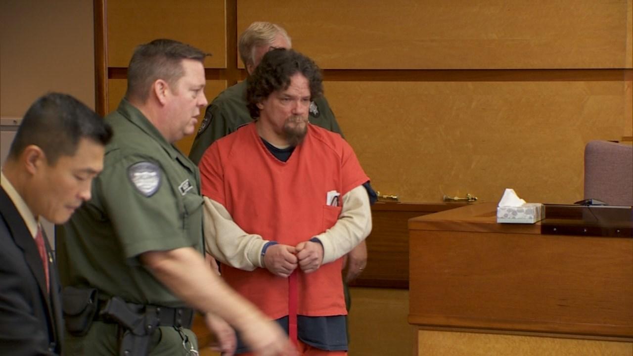 Duane Abbott was sentenced to prison Friday.