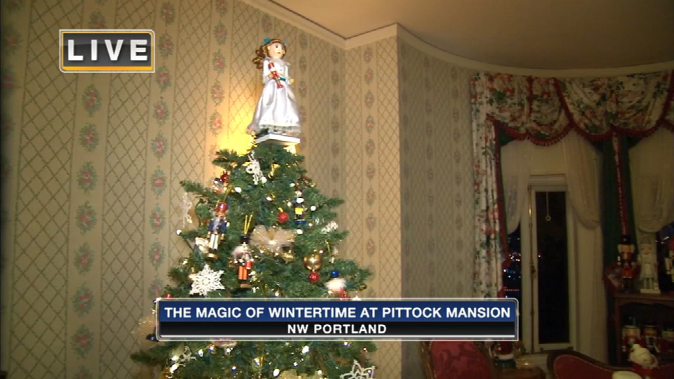 On the Go with Joe at the Pittock Mansion - KPTV - FOX 12