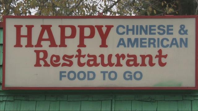Dirty Dining: Happy Restaurant
