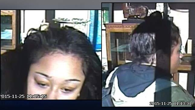 Wanted Vancouver homicide suspect (Surveillance released by Vancouver PD)
