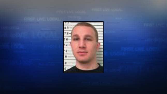 Thomas Riffenburg, Oregon Department of Corrections photo