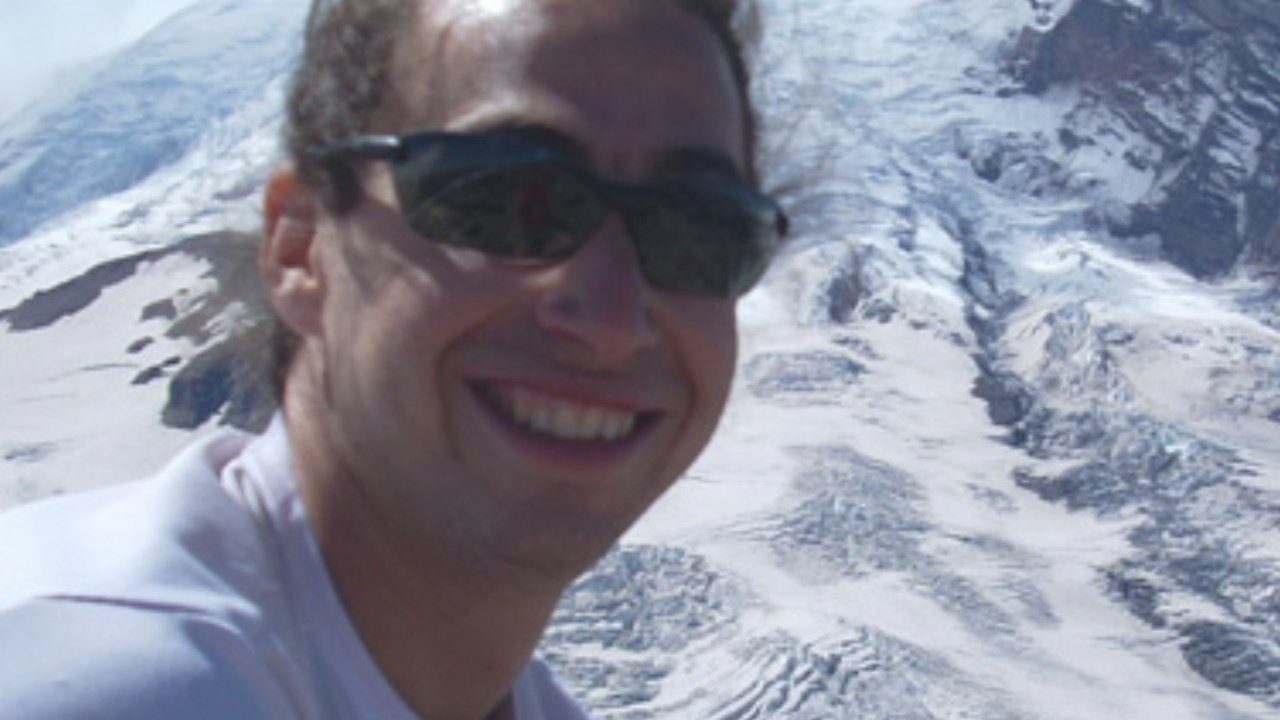 Missing climber Adam Ochshorn