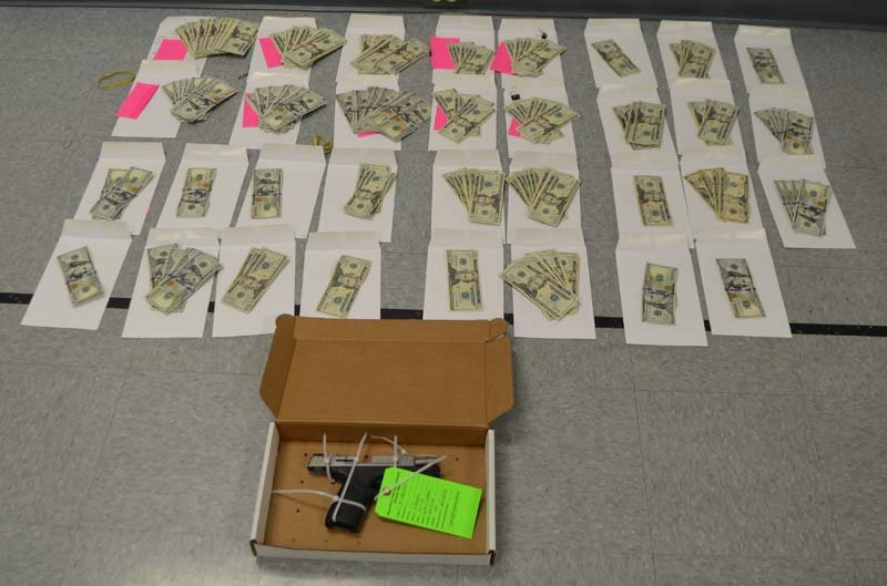 Evidence photo from Beaverton Police Department