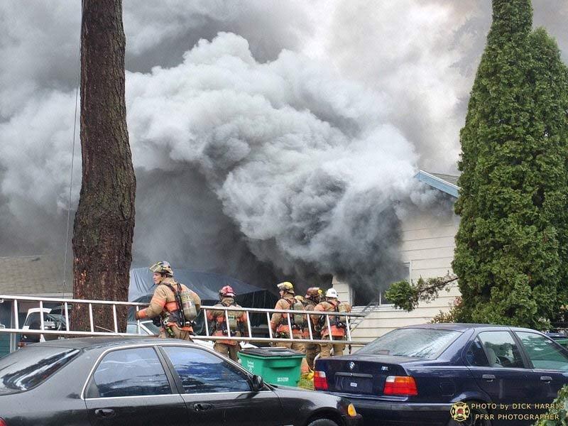 Photo: Portland Fire & Rescue