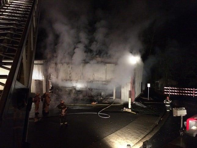Courtesy: Newberg Fire Department