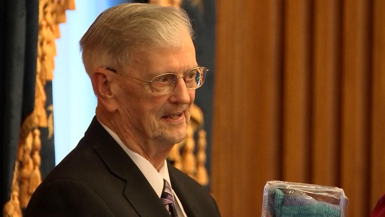 Judge Edward Leavy