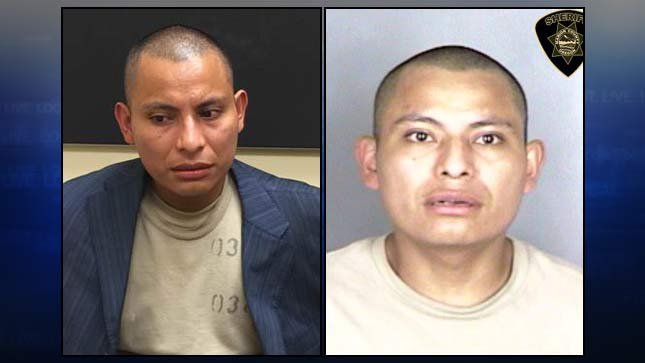 Raul Xalamihua-Espindola, photos released by Keizer PD