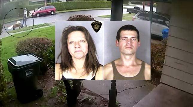 Eva Duke and Paige Butler mugshots (Photo: Marion County Jail)