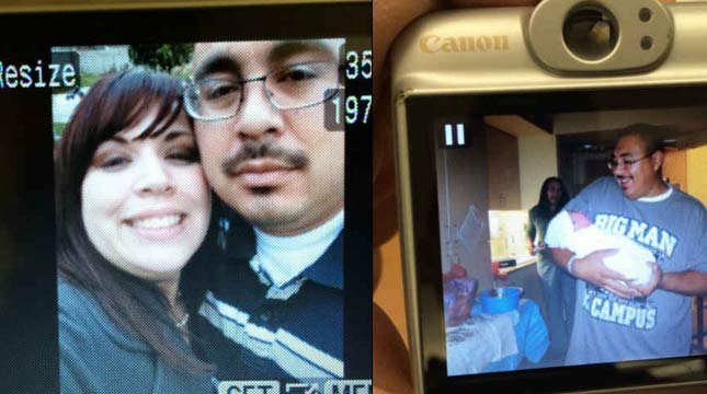 Images from stolen camera found in Vancouver