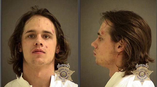 Timothy Lee Simpkins, jail booking photo