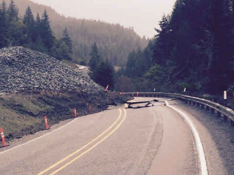 (Photos: ODOT: SW Oregon)