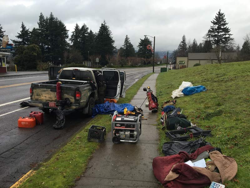 Photo: Hood River County Sheriff's Office