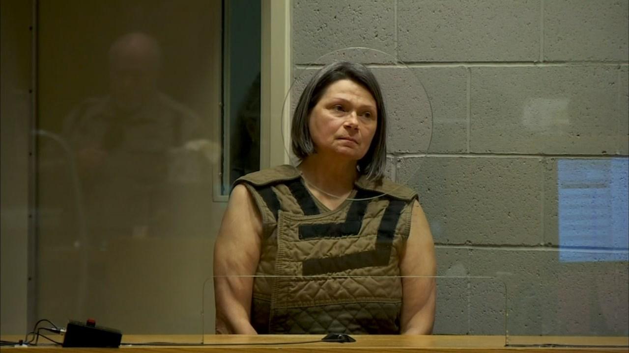 Carolyn DiMatteo in court Monday.