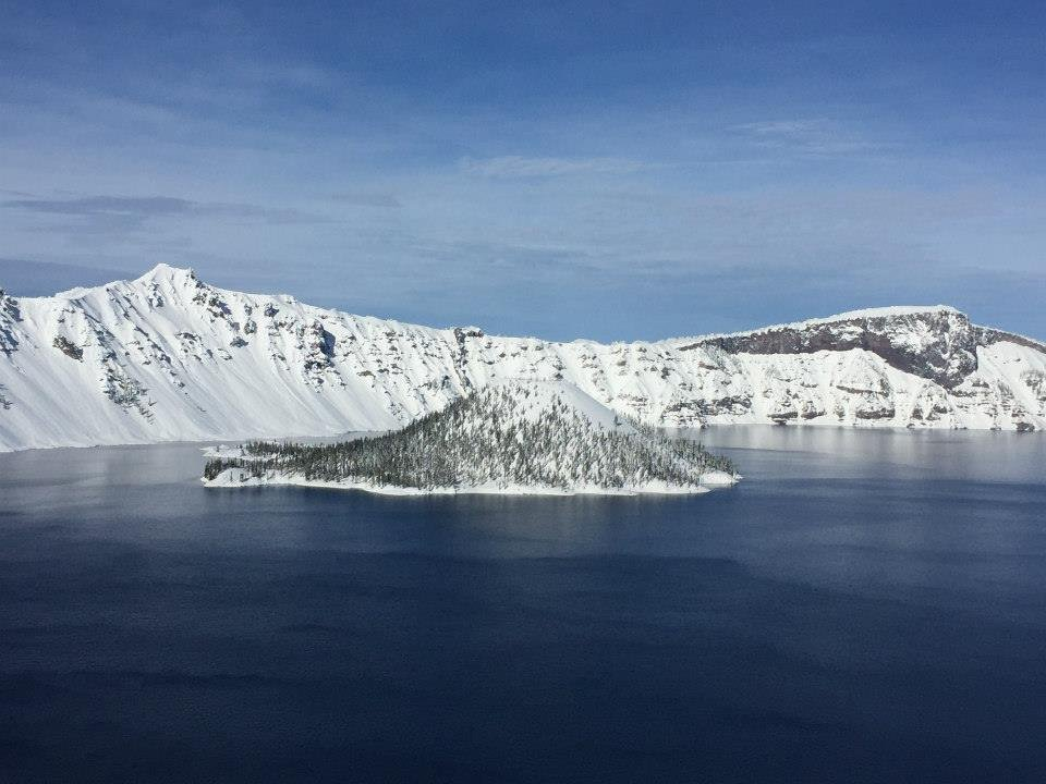 Courtesy: Crater Lake National Park Facebook page