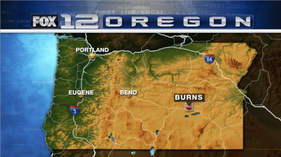 This month, Ammon Bundy and a handful of militiamen from other states arrived in Burns, some 60 miles from the Hammond ranch.