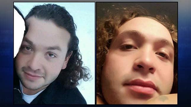 Wanted murder suspect Matthew Dean Reyes