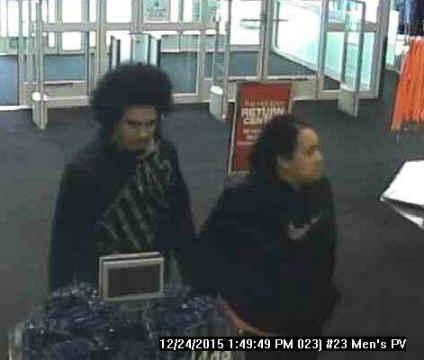 Surveillance image of suspect (Photos: Clark Co. Sheriff's Office)