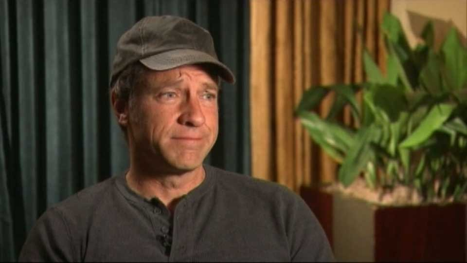 Mike Rowe (File image)