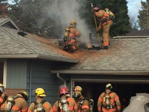 (Photos: Clackamas Fire Dist. #1)