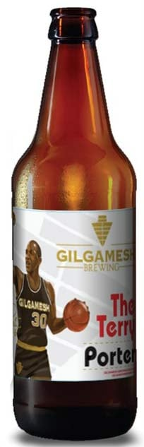 The Terry Porter ale (Image: Gilgamesh Brewing)