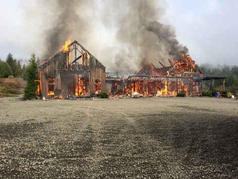 (Photos: Tualatin Valley Fire & Rescue)