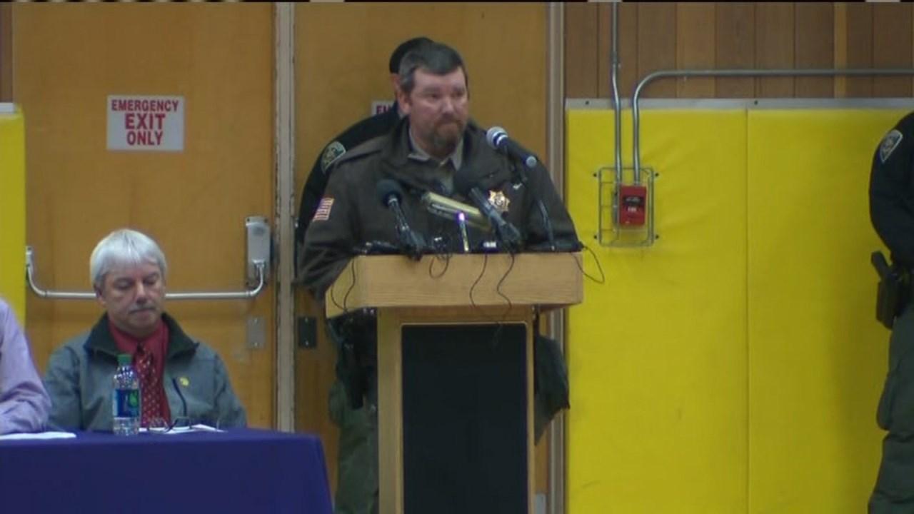 Sheriff David Ward