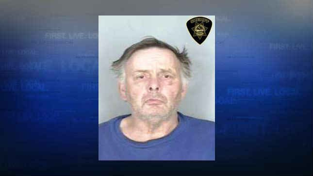 Arne Seim mug from previous arrest (Photo: Marion Co. Sheriff's Office)