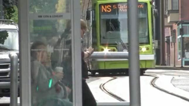 Portland Streetcar, file image