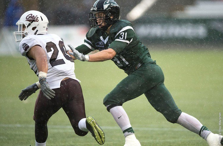 AJ Schlatter (Photo: Portland State University)