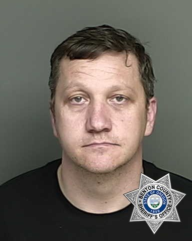 Michael Deyette II, jail booking photo