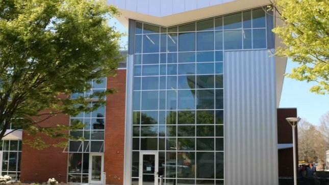 File image of PCC campus
