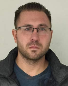 Bryan Warrilow, photo from Beaverton Police Department